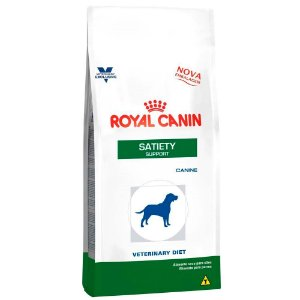 Ração Royal Canin Veterinary Diet Cão Satiety Support 10,1kg