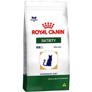 Ração Royal Canin Veterinary Diet Gato Satiety 1,5kg