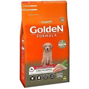 Ração Golden Fórmula Cão Filhote Frango E Arroz 3kg