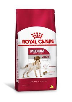 Ração Royal Canin Cão Medium Adulto 15kg