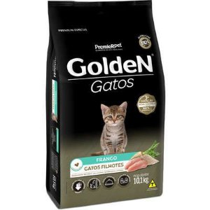 Ração Golden Gato Filhote Frango 10,1kg