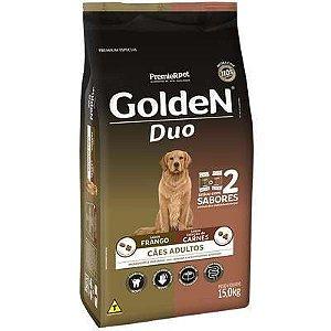 Ração Golden Duo Cão Adulto Frango E Carne 15kg