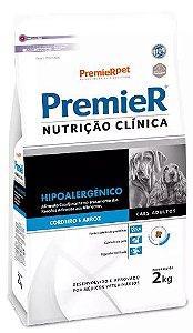 Ração Premier Nutrição Clínica Cao Hipoalergenico 2kg