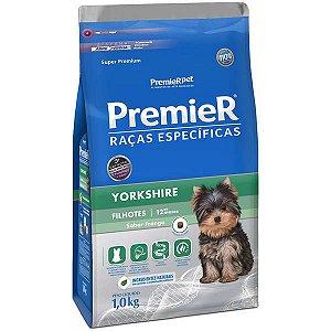 Ração Premier Raças Especificas Yorkshire Filhote 2,5kg