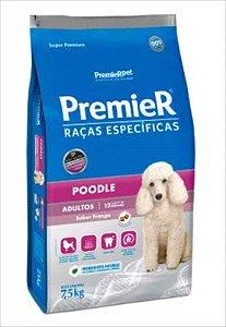 RAÇÃO PREMIER RAÇAS ESPECIFICAS POODLE ADULTO 1KG