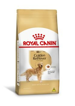 Ração Royal Canin Golden Retriever Adulto 12kg