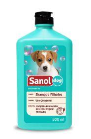 Shampoo Sanol Cao Filhote 500ml
