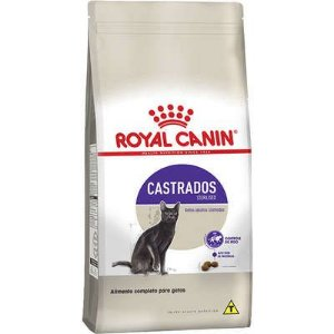 Ração Royal Canin Gato Adulto Castrado (Sterilised) 400g