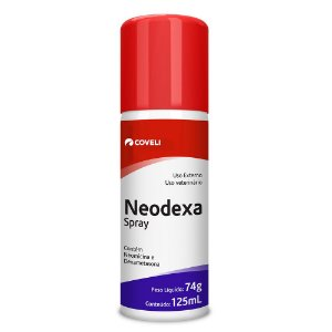 Antibiótico Neodexa Spray 125ml