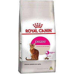 Ração Royal Canin Gato Adulto Exigent 400g