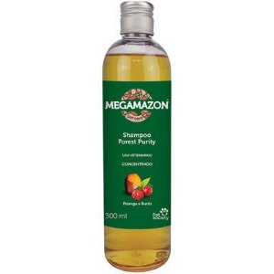 Shampoo Megamazon Pitanga E Butiri 300ml