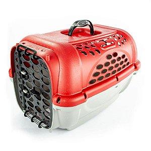 Caixa De Transporte Panther N1 Vermelho