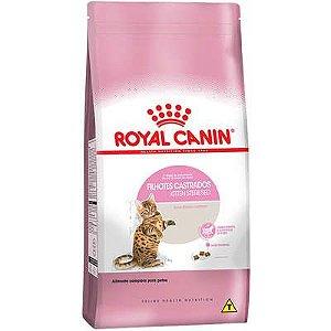 Ração Royal Canin Gato Filhote Castrado (Sterilised Kitten) 400g