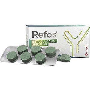 Suplemento Refos Beta Glucanas Spirulina