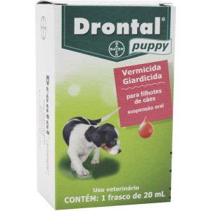 Vermifugo Drontal Puppy 20ml