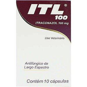 Antifúngico Itl Itraconazol 100mg