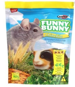 Funny Bunny Chinchila 700g
