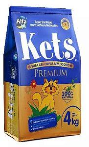 Areia Kets Premium 4kg