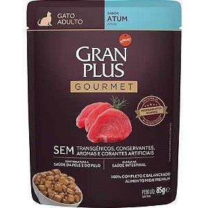 Sachê Gran Plus Gourmet Gato Adulto Atum 85g