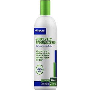 Shampoo Sebolytic Spherulites 250ml