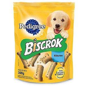 Biscoito Pedigree Biscrok Junior 300g