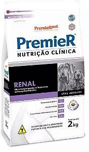 Ração Premier Nutrição Clínica Cão Renal 2kg