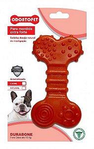 Brinquedo Odontopet Durabone Flat Para Cão Até 15kg