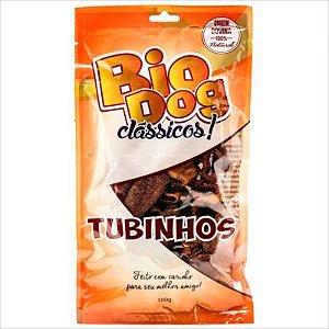 Petisco Biodog Clássicos Tubinhos Desidratados 100g