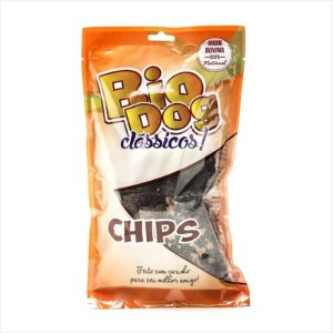 Petisco Biodog Clássicos Chips c/ 10 unidades