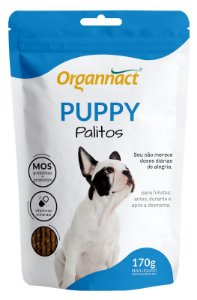 Organnact Palitos Puppy 170g