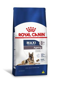 Ração Royal Canin Cão Maxi Adulto 8+ 15Kg