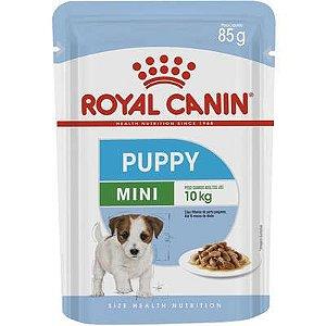 Sachê Royal Canin Cão Mini Puppy 85g