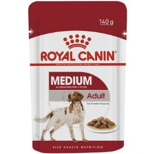 Sachê Royal Canin Cão Medium Adulto 140g