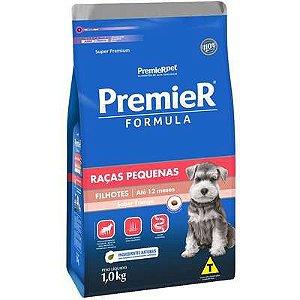 Ração Premier Fórmula Cão Filhote Raça Pequena Frango 1kg