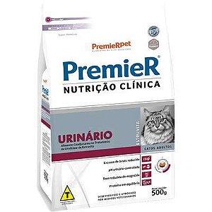 Ração Premier Nutrição Clínica Gato Urinário 500g