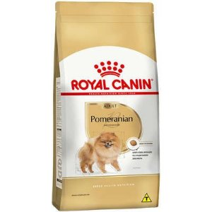 Ração Royal Canin Pomeranian Adulto 1Kg