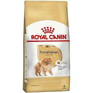 Ração Royal Canin Pomeranian Adulto 2,5Kg