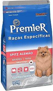 Ração Premier Raças Especificas Spitz Alemão Adulto 1kg