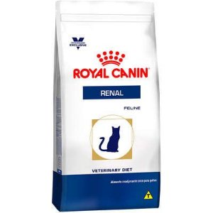 Ração Royal Canin Veterinary Diet Gato Renal 500g