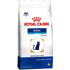 Ração Royal Canin Veterinary Diet Gato Renal Special 1,5kg