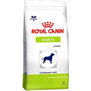 Ração Royal Canin Veterinary Diet Cão Diabetic 1,5kg