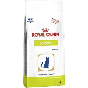 Ração Royal Canin Veterinary Diet Gato Diabetic 1,5kg