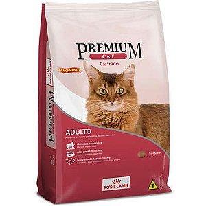 Ração Royal Canin Premium Cat Gato Adulto Castrado 10,1kg