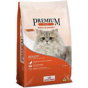 Ração Royal Canin Premium Cat Gato Adulto Beleza da Pelagem 10,1kg