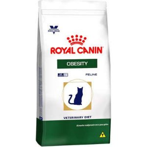 Ração Royal Canin Veterinary Diet Gato Obesity 1,5kg