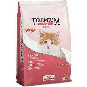 Ração Royal Canin Premium Cat Gato Filhote 1kg
