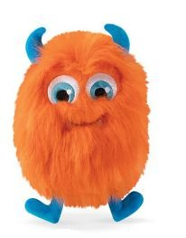 Brinquedo Au! Pet Monster Harry