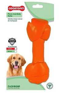 Brinquedo Odontopet Flexibone Big Bone Para Cão Até 22kg