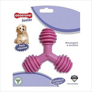 Brinquedo Odontopet Junior Spinner P Rosa