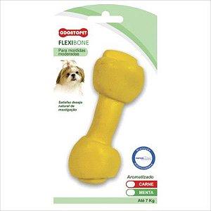 Brinquedo Odontopet Flexibone Big Bone Para Cão Até 7kg